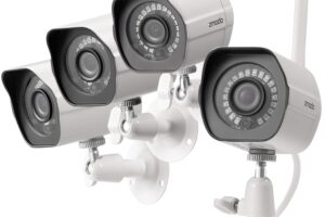 Wireless Security Cameras Systems
